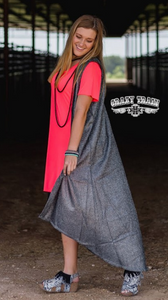 Starry Night Duster - One Size
