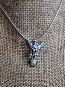 Premium Plated Tinkerbell Locket