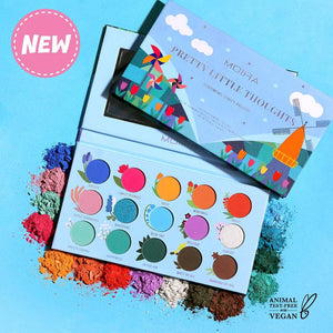 Moira Cosmetics - Blooming series-02 Pretty Little Thoughts Pressed Pigment P.
