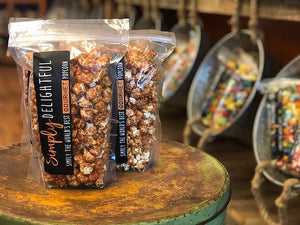 Simply Delightful - Toffee Popcorn 8oz