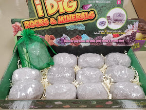 Rock and Mineral Dig Kit