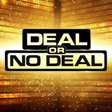 Deal or No Deal Bags