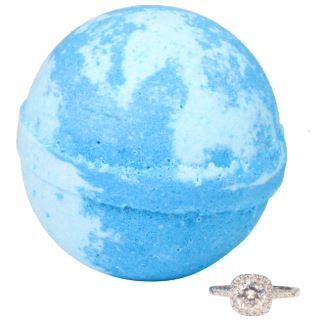 Festival Bath Bomb with Ring Inside (Open at home)