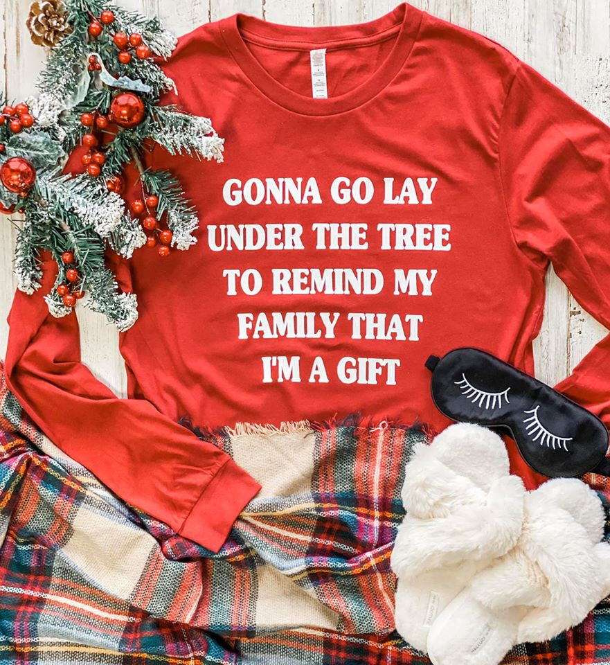 Gonna Go Lay Under The Tree Tee