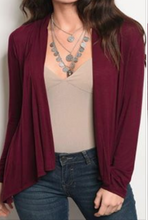 Wine Fly Away Cardigan
