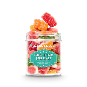 Candy Club - Triple-Decker Sour Bears