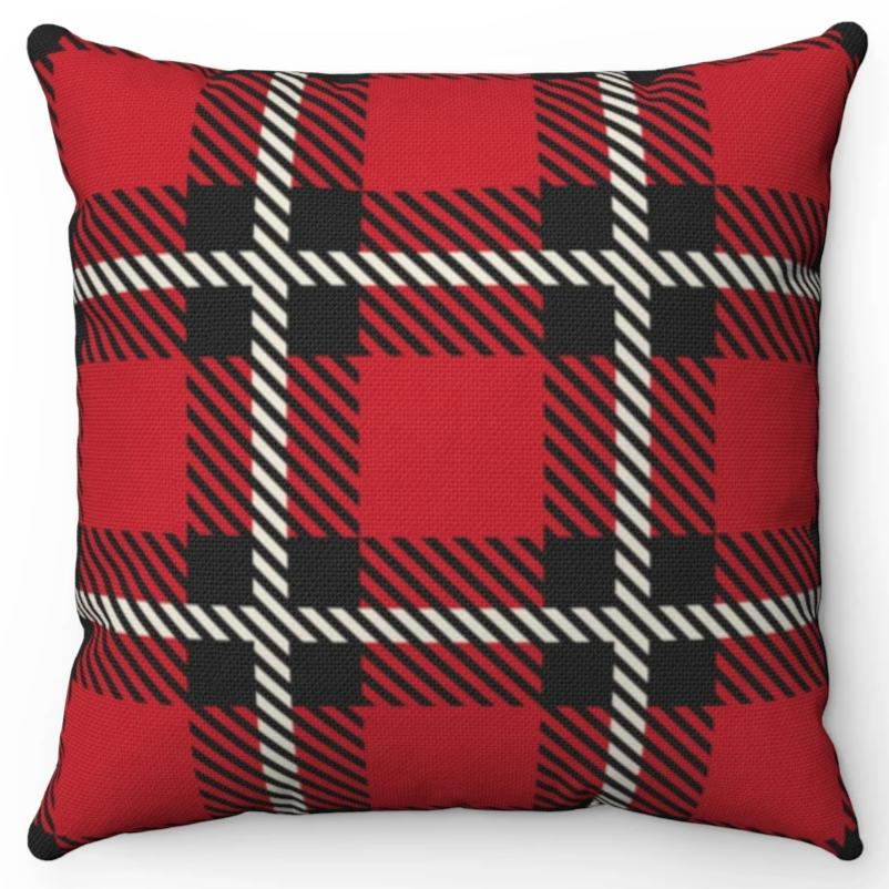 Red Buffalo Plaid 18