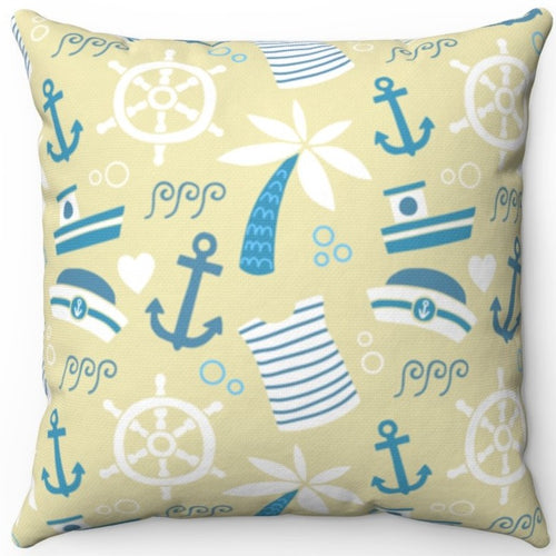 Coastal Sailor Patterned 16