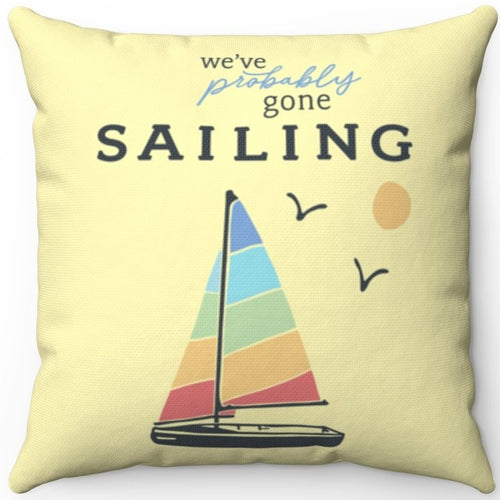 We've Probably Gone Sailing 18