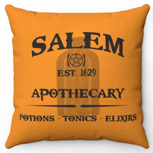 "Load image into Gallery viewer, Salem Apothecary 18"" Or 20"" Square Throw Pillow Covers"