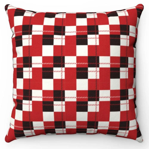 Checkered Buffalo Pattern 18