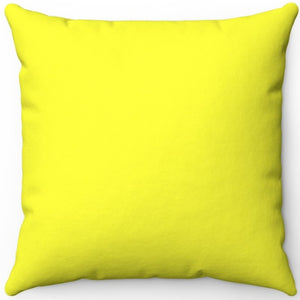 "Light Yellow #Four 16"" 18"" Or 20"" Square Throw Pillow Cover"