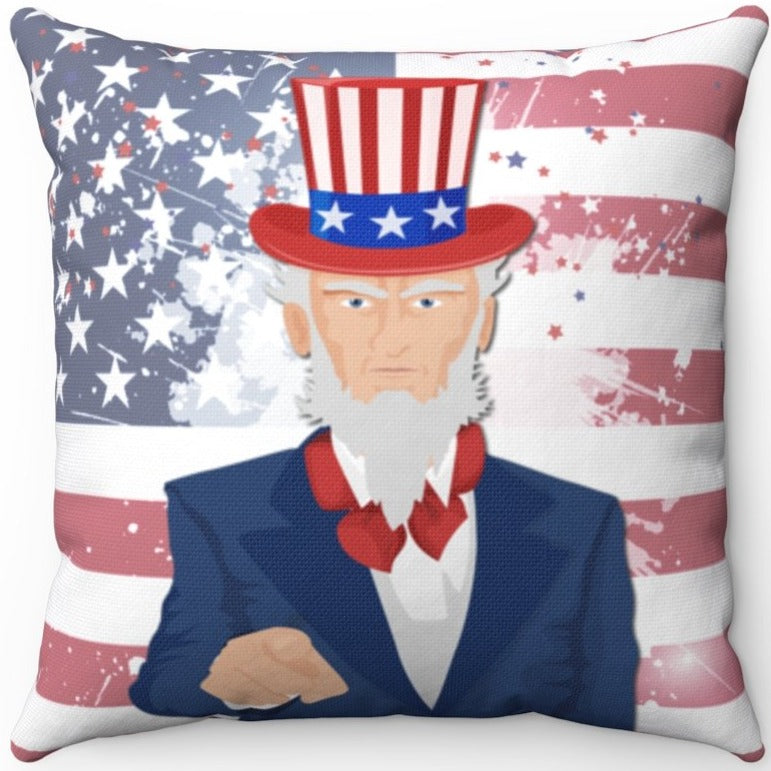 Patriotic Uncle Sam 16