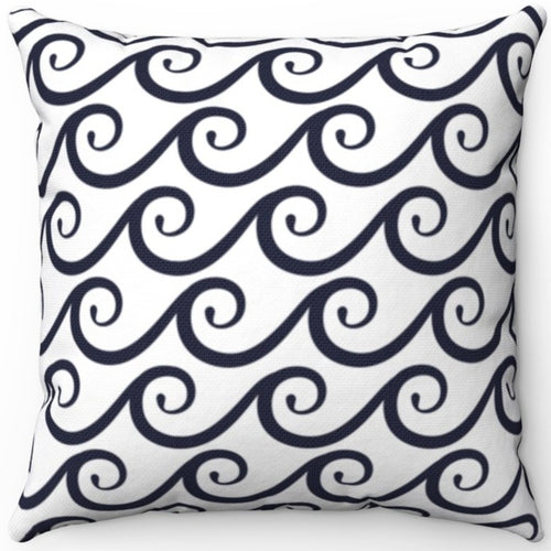 Nautical Wave Pattern 16