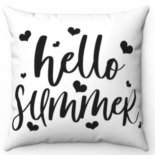 Hello Summer Black & White 18