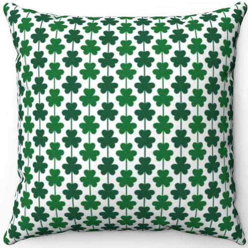 St. Patty's Day Shamrock Pattern 16