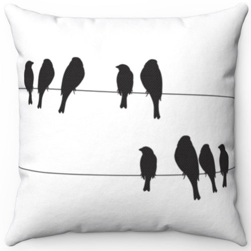 Black Birds On A Wire 16