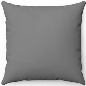 "Standard Grey 16"" 18"" Or 20"" Throw Pillow Cover"