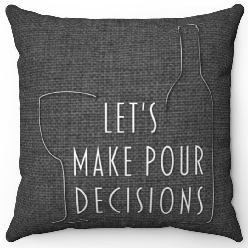 Let's Make Pour Decisions 16
