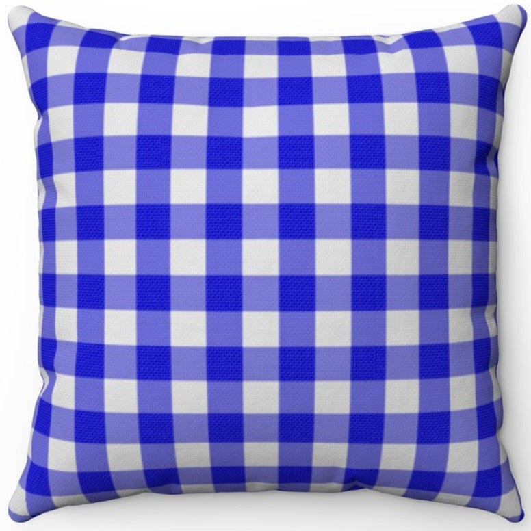 Blue Plaid 18