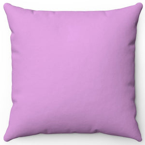 "Violet Plum 16"" 18"" Or 20"" Square Throw Pillow Cover"
