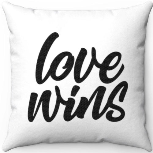 Love Wins Black & White 18
