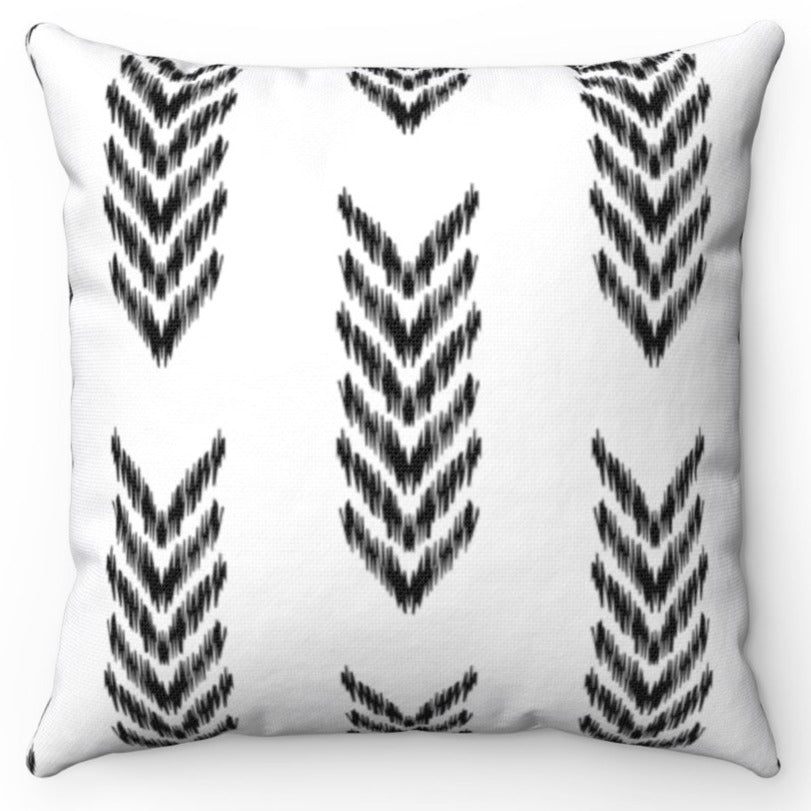 Boho Scribble Arrow Black & White 18