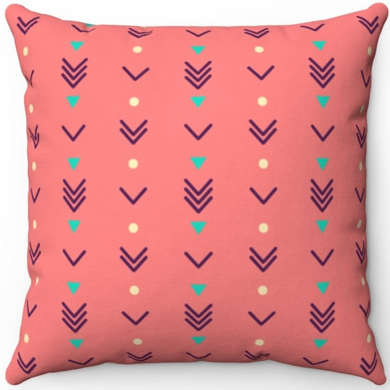 Pastel Abstract Boho Arrows Pattern 16