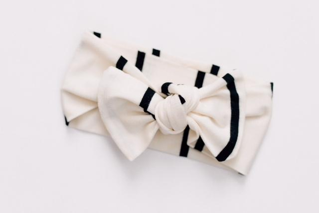 Charlie Stripe Headwrap