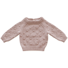 Dotty Sweater  - Bubblegum