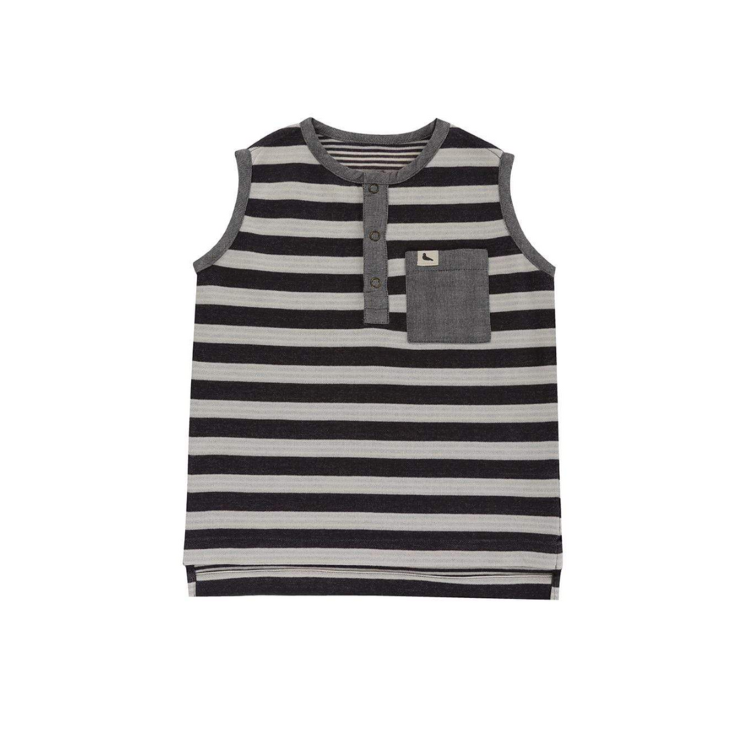 Reversible Stripe Tank
