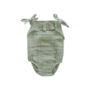 Luna Playsuit - Sage