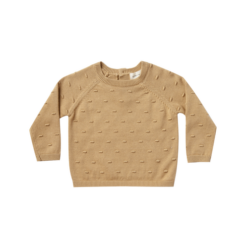 Bailey Knit Sweater - Honey