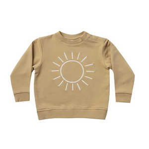 Fleece Sunshine Sweatshirt