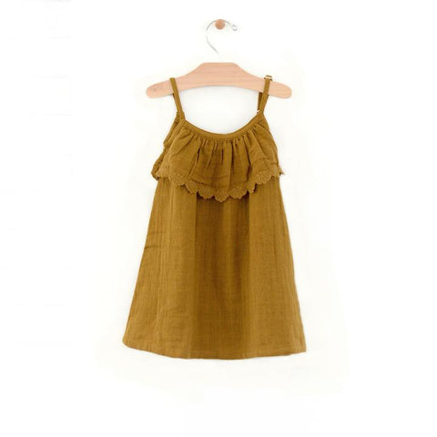 Bronze Muslin Bloomer