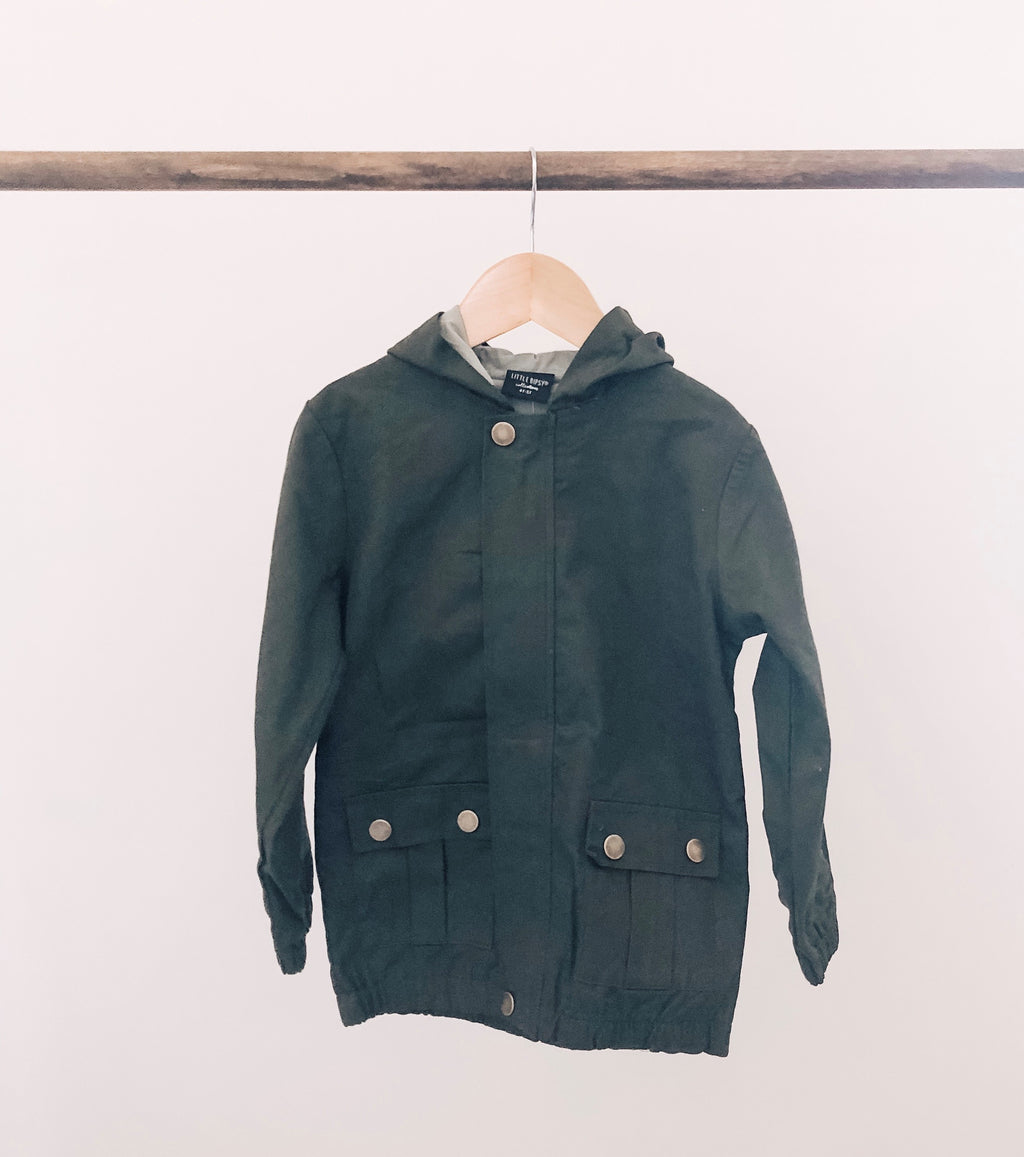 Lightweight Military Jacket