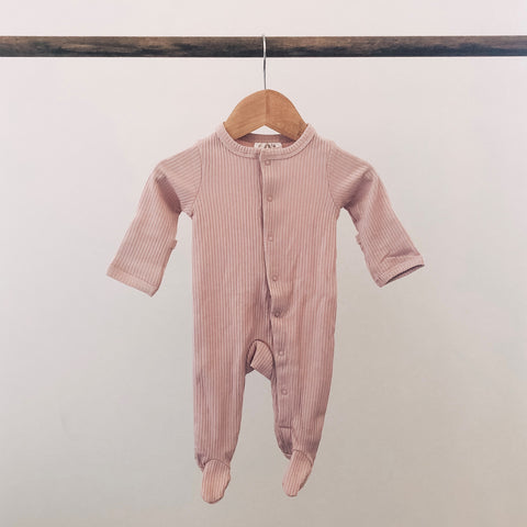 Love You Babe Organic Cotton Bodysuit