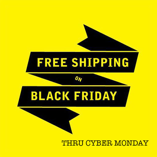 BLACK FRIDAY and CYBER MONDAY!