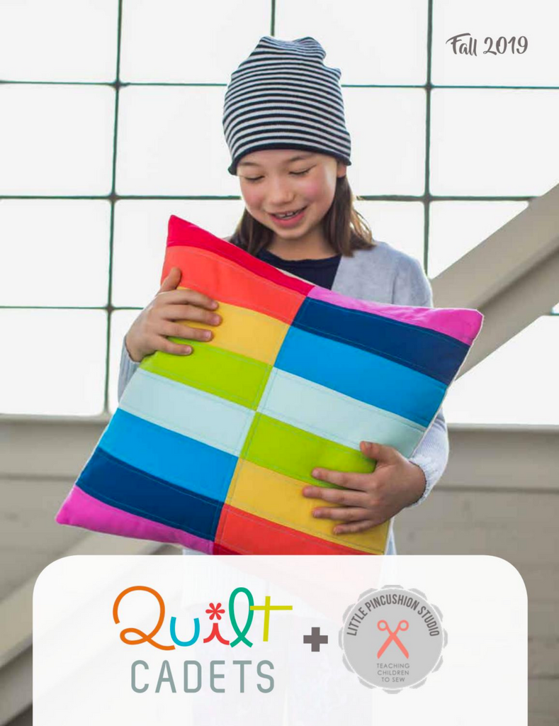 Quilt Cadets is Launched! Yay!