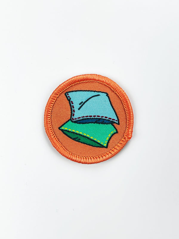 Quilt Cadets Merit Badge: Pillow Badge