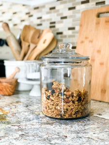 Cherry-Almond Granola