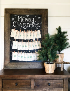DIY - Advent Calendar