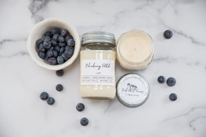 Blueberry Patch Soy Wax Candle