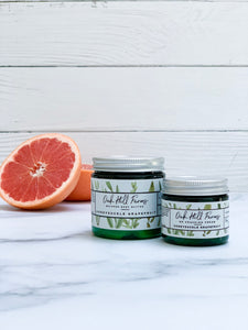 Honeysuckle Grapefruit No-cracking Hand Cream