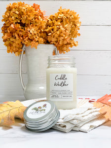 Cuddle Weather Soy Wax Candle