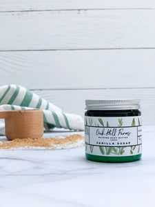 Vanilla Sugar Whipped Body Butter