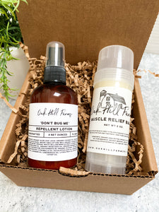 Outdoorsy Dad - Gift Set