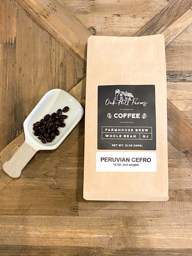 OHF Coffee - ORGANIC PERUVIAN COFFEE