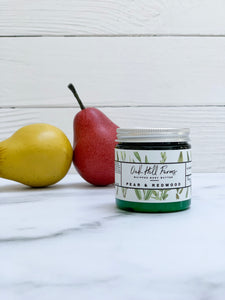 Pear & Redwood Whipped Body Butter