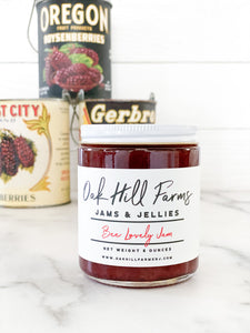 Bee Lovely Jam - limited edition for Valentines